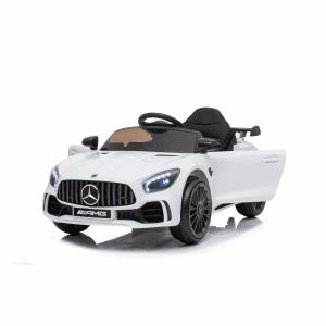 Mercedes GTR Wit Kinder auto